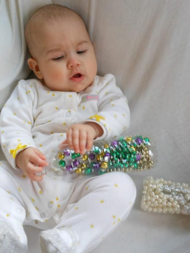 Easy Infant Sensory Bottles