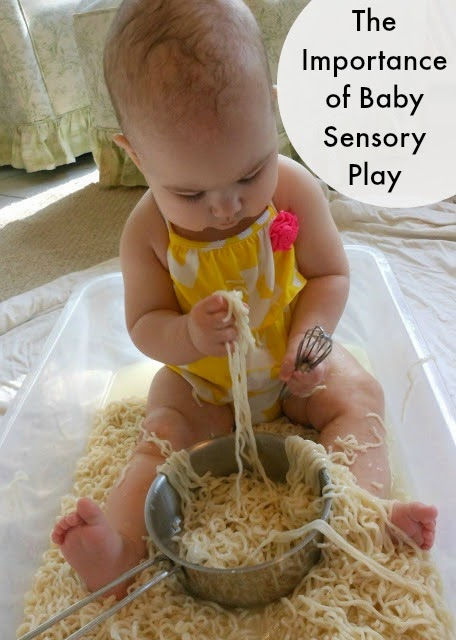 Exploring Montessori Sensory Play with Babies