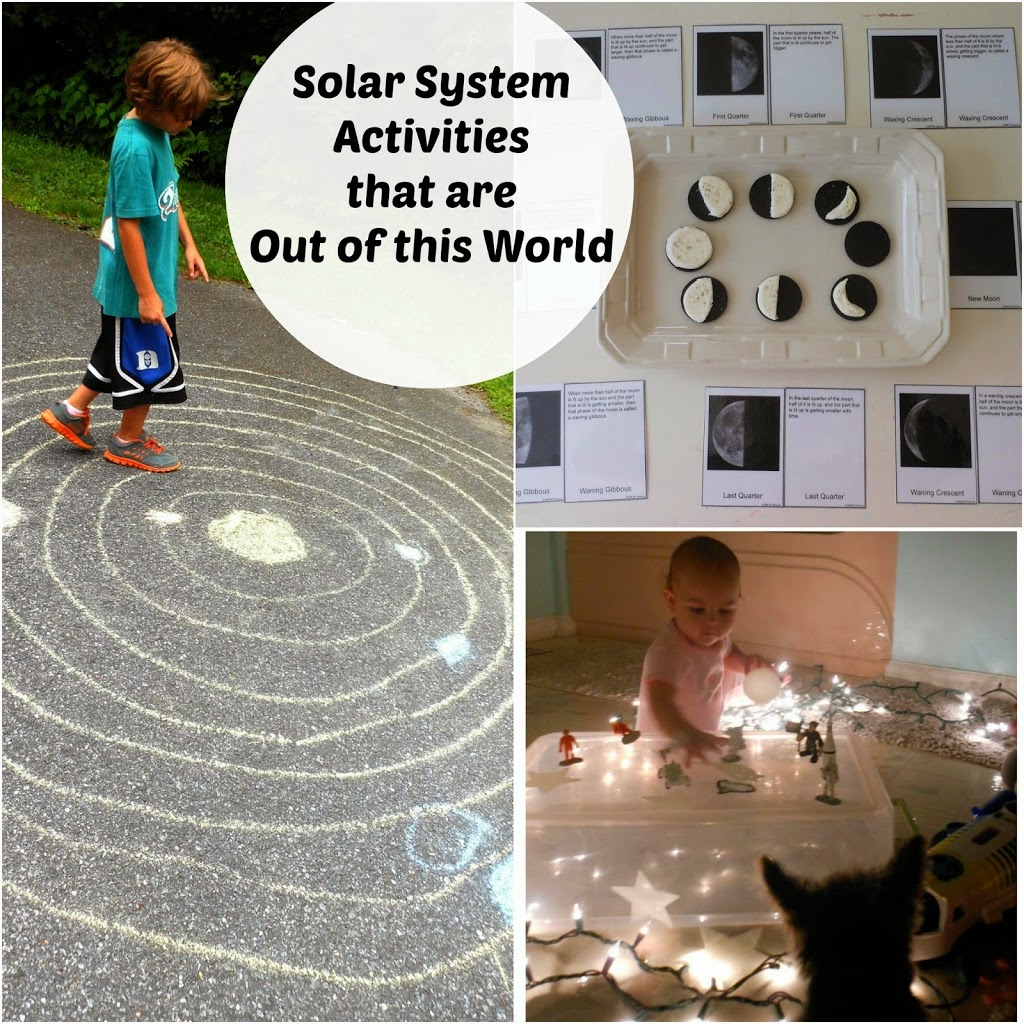 Solar System, Hands on Learning, Science, Sensory Play, Printables, Kids activities, STEM, books, crafts, elementary, Unit Study, www.naturalbeachliving.com