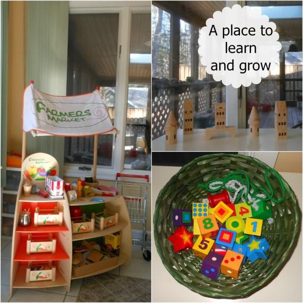 Homeschooling room tour, natural toys, open ended play, toddler, Waldorf, Montessori, Handmade, preschool, Dolls, www.naturalbeachliving.com