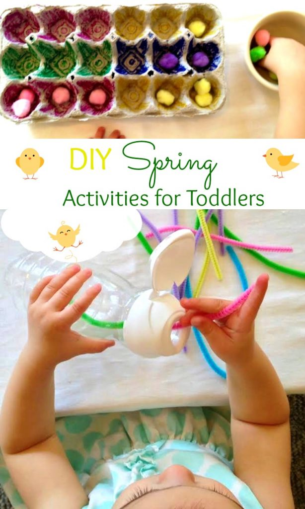 Perfect spring DIY toddler activities, homemade blocks, Montessori activities, fine motor skills, sensory play, Montessori Sensory Play for babies, Sensory play, Montessori activities, Sensory play for toddlers, Baby activities, Sensory Bins for Baby, Edible sensory play, sensory bins, hands on learning, Montessori #montessori #sensoryplay #sensory #montessoriactivities #babies #toddlers #sensorybins