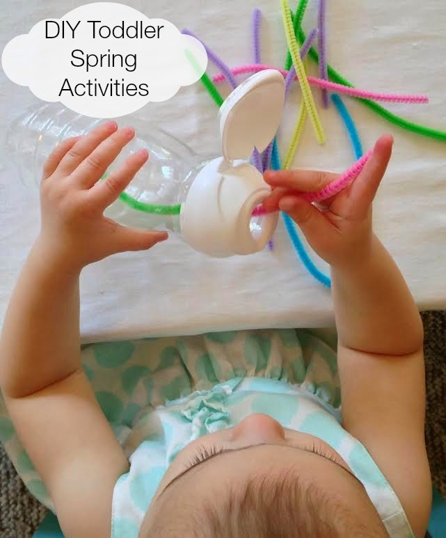DIY Spring Toddler Activities That Your Child Will Love