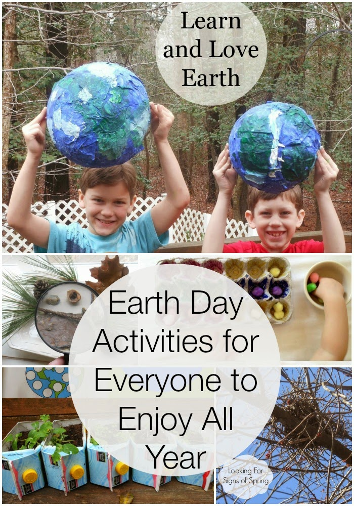 Earth Day Crafts, Solar System theme, Learn about the Earth, Paper Mache Craft, continent study, hands on learning, geography, culture, Earth day