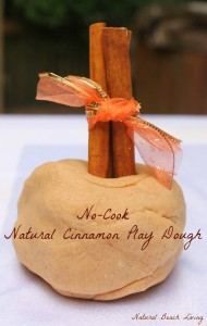 cinnamon play dough