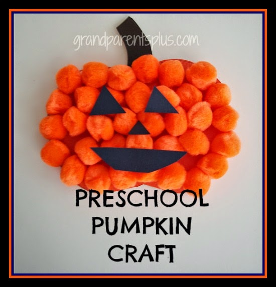 Fun Toddler and Preschool Fall Crafts, Fine Motor Skills, crafts your kids will love to make and you'll love to display.