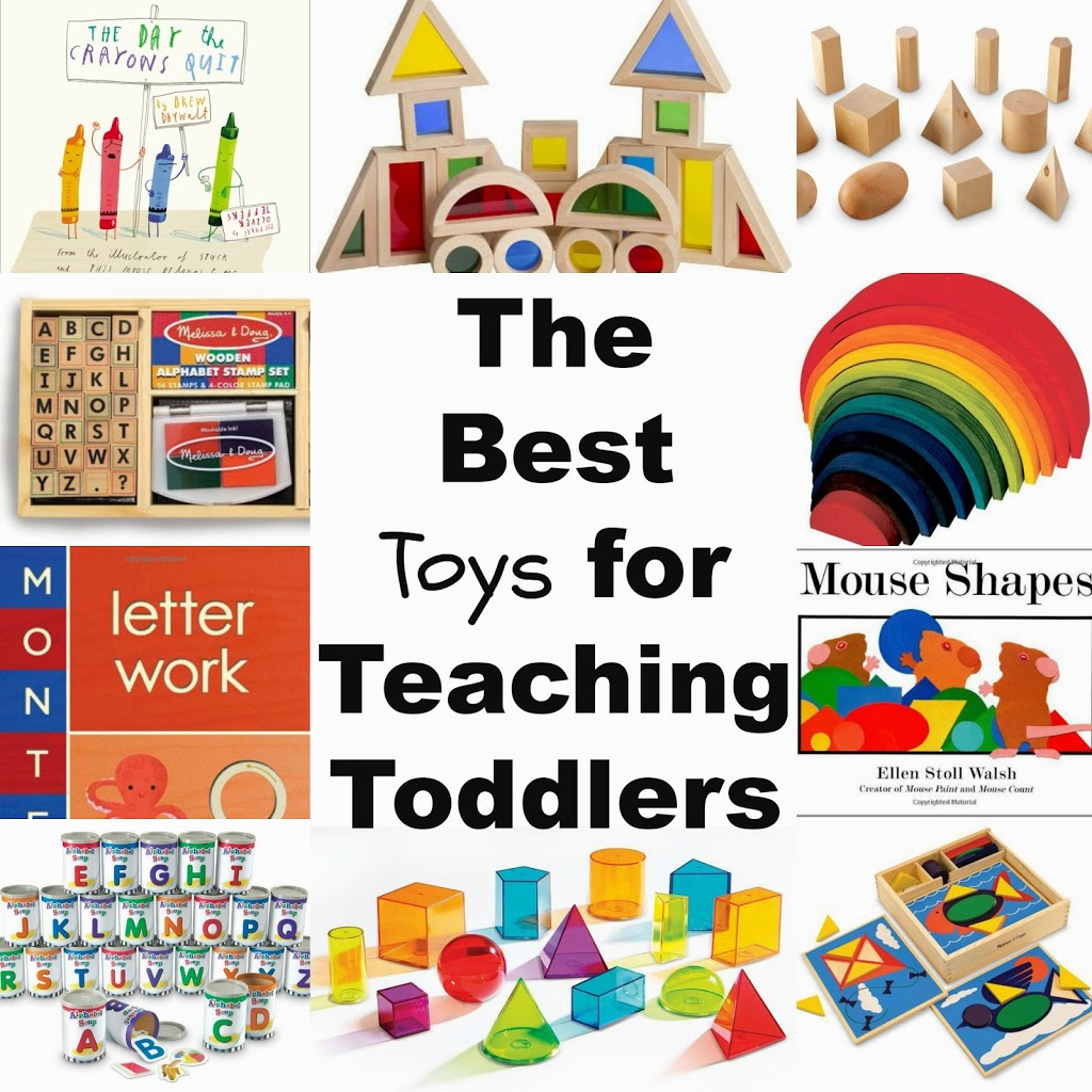 Best Toys for Teaching Toddlers Through Play – Hands On Toys