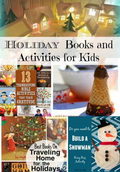 Holiday Activities for Kids (Share it Saturday)