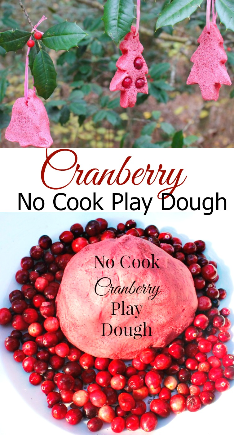 Easy Homemade Christmas No Cook Cranberry Play Dough, Cranberry Playdough, Homemade playdough recipe, Christmas sensory play, Winter Sensory Play, Easy No Cook Playdough, #Playdough #Cranberryplaydough #Christmasplaydough #Christmas #Sensoryplay #playdoughrecipe