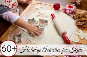 Holiday activities, books, crafts, nature, ornaments, bible activities and more.