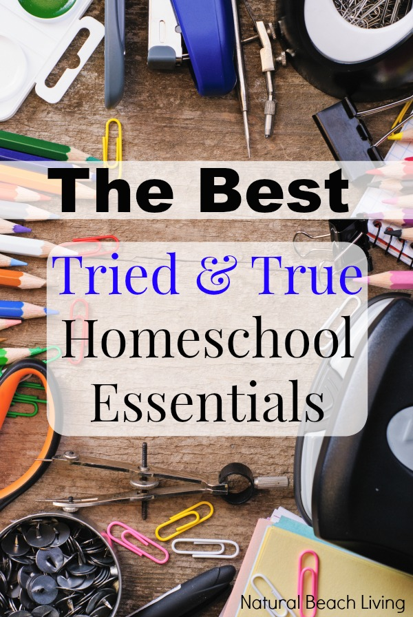 The Best Homeschooling Organization and Supplies