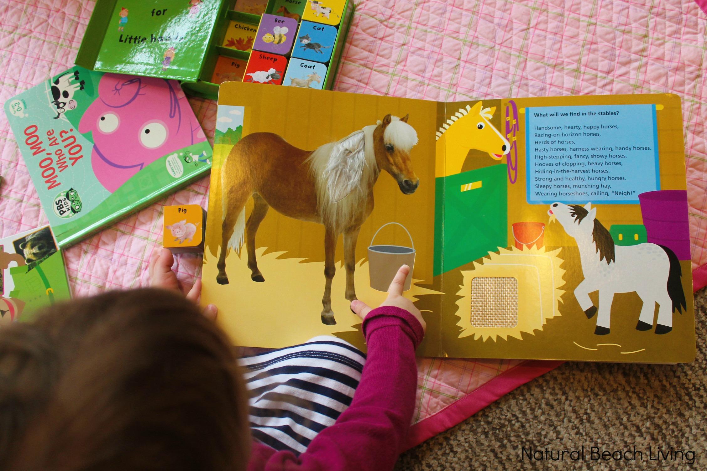 Montessori Inspired Farm Animal Activities (Free Printables