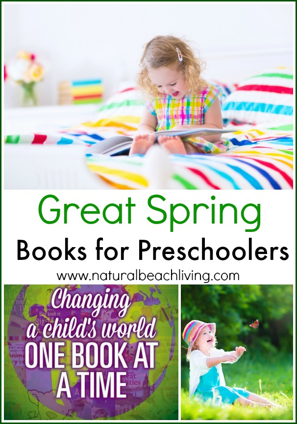 Great Spring Books for Preschoolers