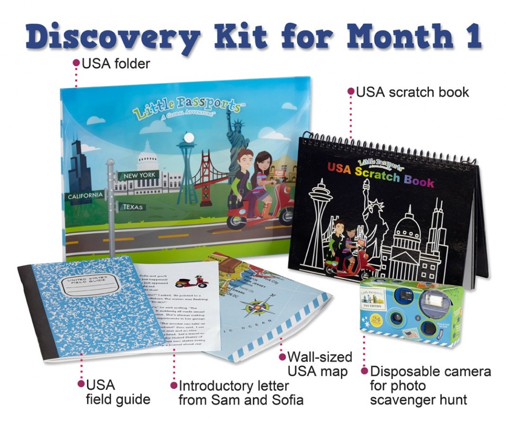 Hands on learning US Geography with Little Passports, Activities, Free Printables, State Geography lessons, Lessons, activities, & more Natural Beach Living