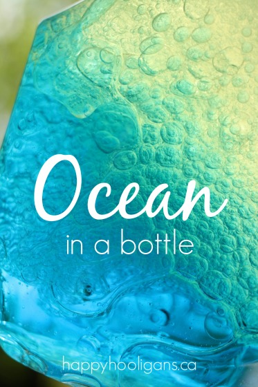 Ocean-in-a-bottle