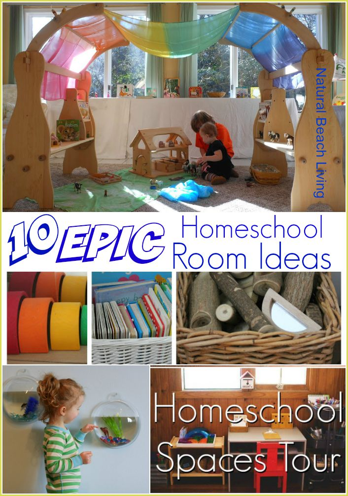 homeschool room ideas pin2