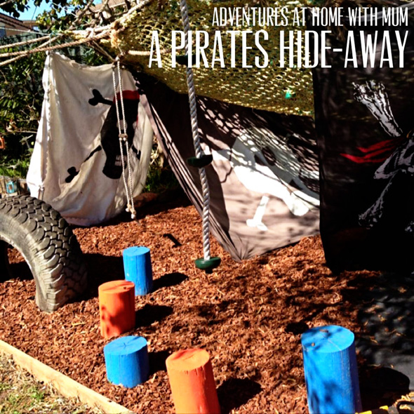 Amazing and Inspiring outdoor play spaces and tips that are perfect for natural living and learning. Perfect backyard play! Waldorf, Reggio, Montessori +