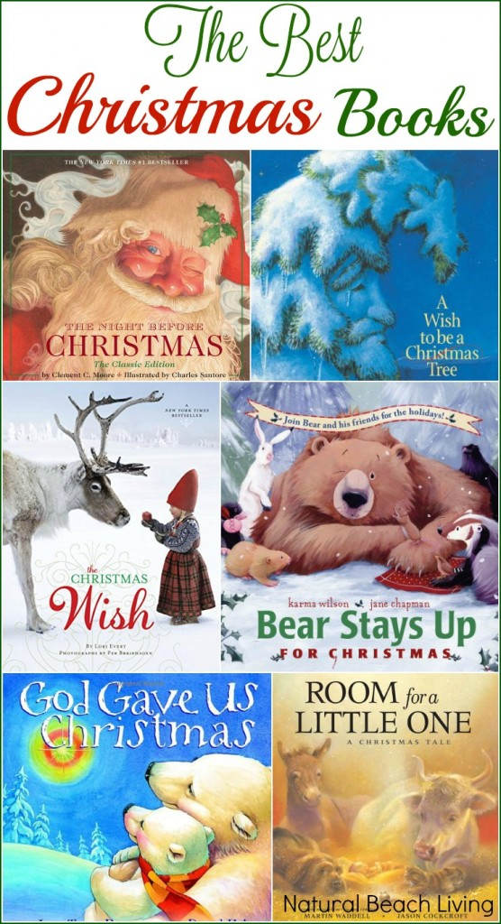 The Best Christmas Books for Kids, Children's Christmas books, Christmas Books for Kids, Christmas book countdown, Holiday traditions, The Best Books for Toddlers, #Christmasbooks #Christmas