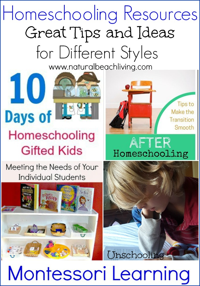 Helpful Homeschooling Resources (Linky 45)