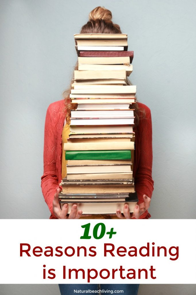 10 Reasons Why Reading is So Important, Why Reading is important, Why is reading important, Read aloud resources, Reasons to read, kids reading, Teaching children to read, great books to read, Bookworm and raising readers, Reading is important for children, Books, Reading Tips and strategies,