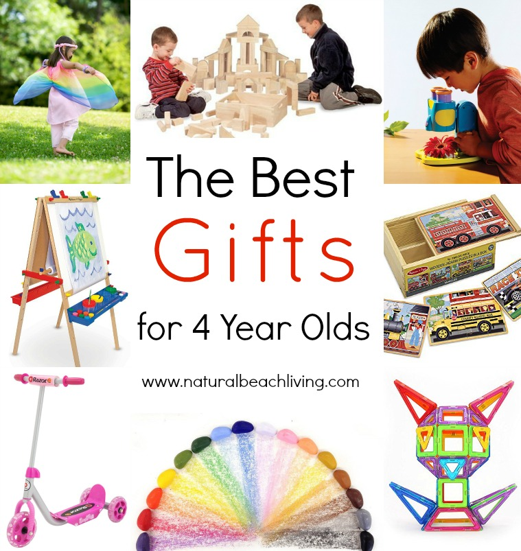 gifts 4 year olds