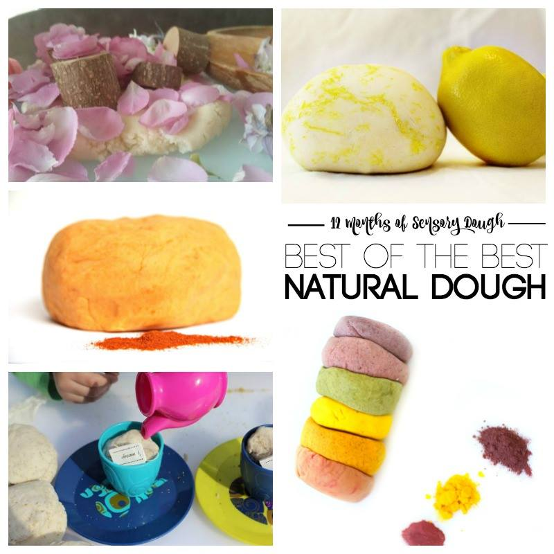Natural Play dough, Amazing No- Cook Lemon Scented Natural Play Dough is an amazing homemade playdough recipe, Best Playdough Recipe, Lemon Playdough, The Perfect Natural Sensory Play,