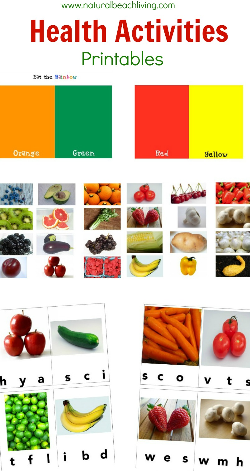 photo about Printables Food titled Little ones Vitamins and minerals Pursuits Farmers Marketplace Balanced Ingesting Guidelines
