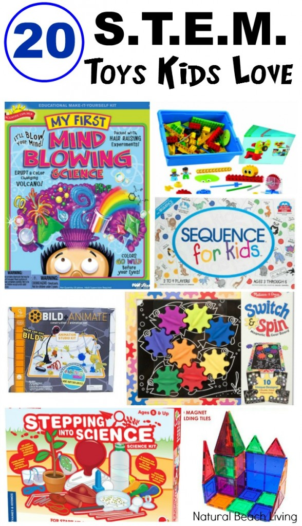 20 of the best STEM toys for kids