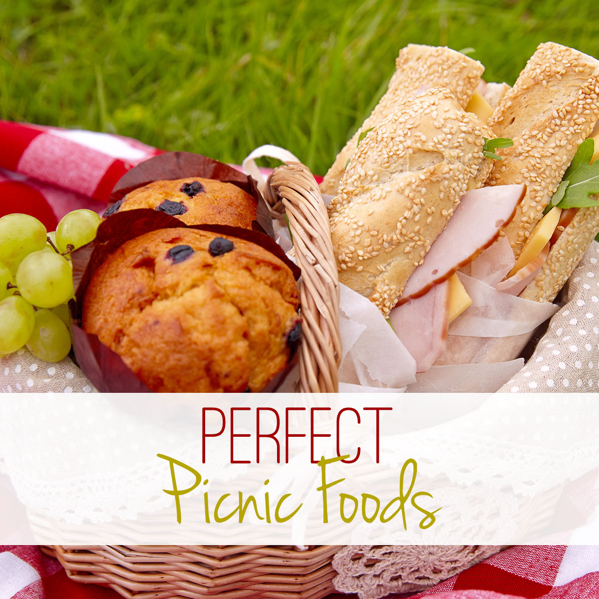 13 Perfect Picnic Food Ideas Everyone Will Love Natural Beach