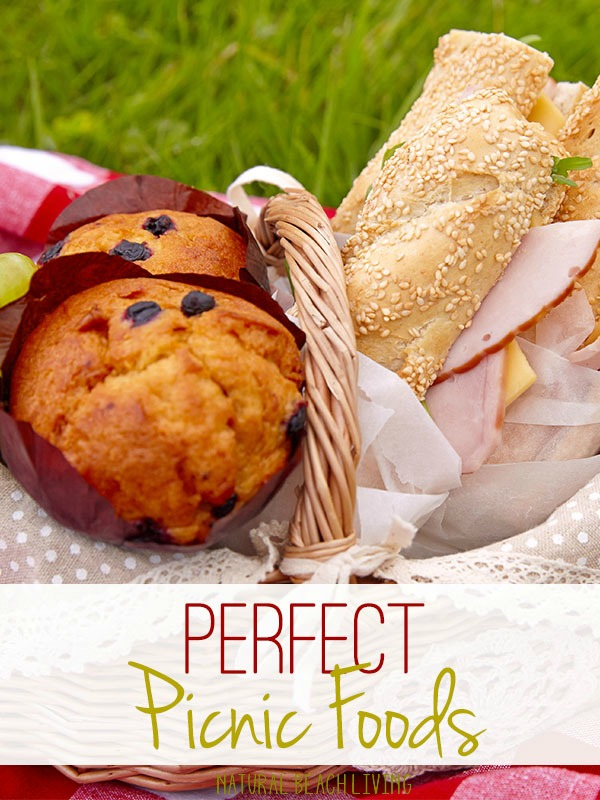 13 Perfect Picnic Food Ideas Everyone Will Love Natural Beach Living