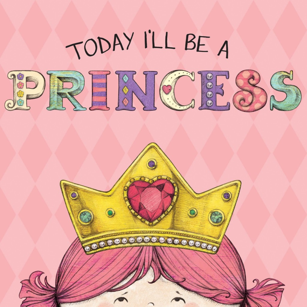 princess book