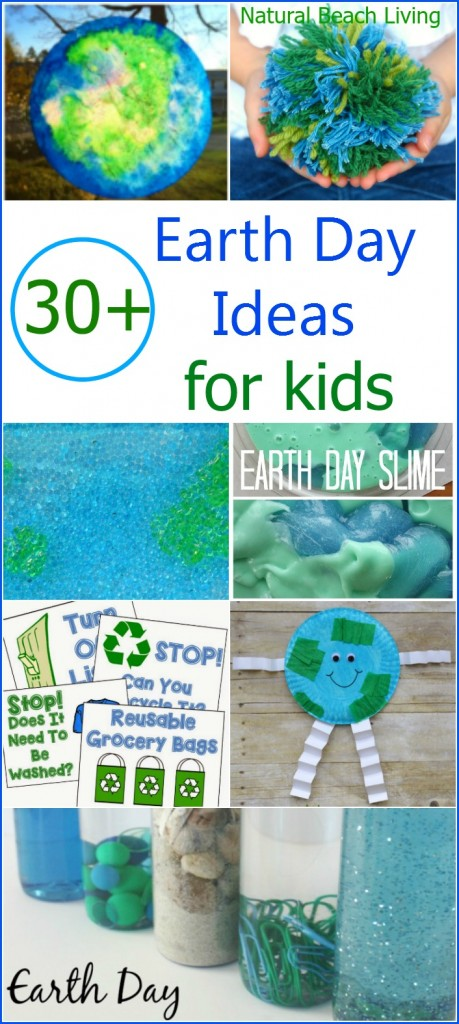 35+ Earth Day Ideas and Activities