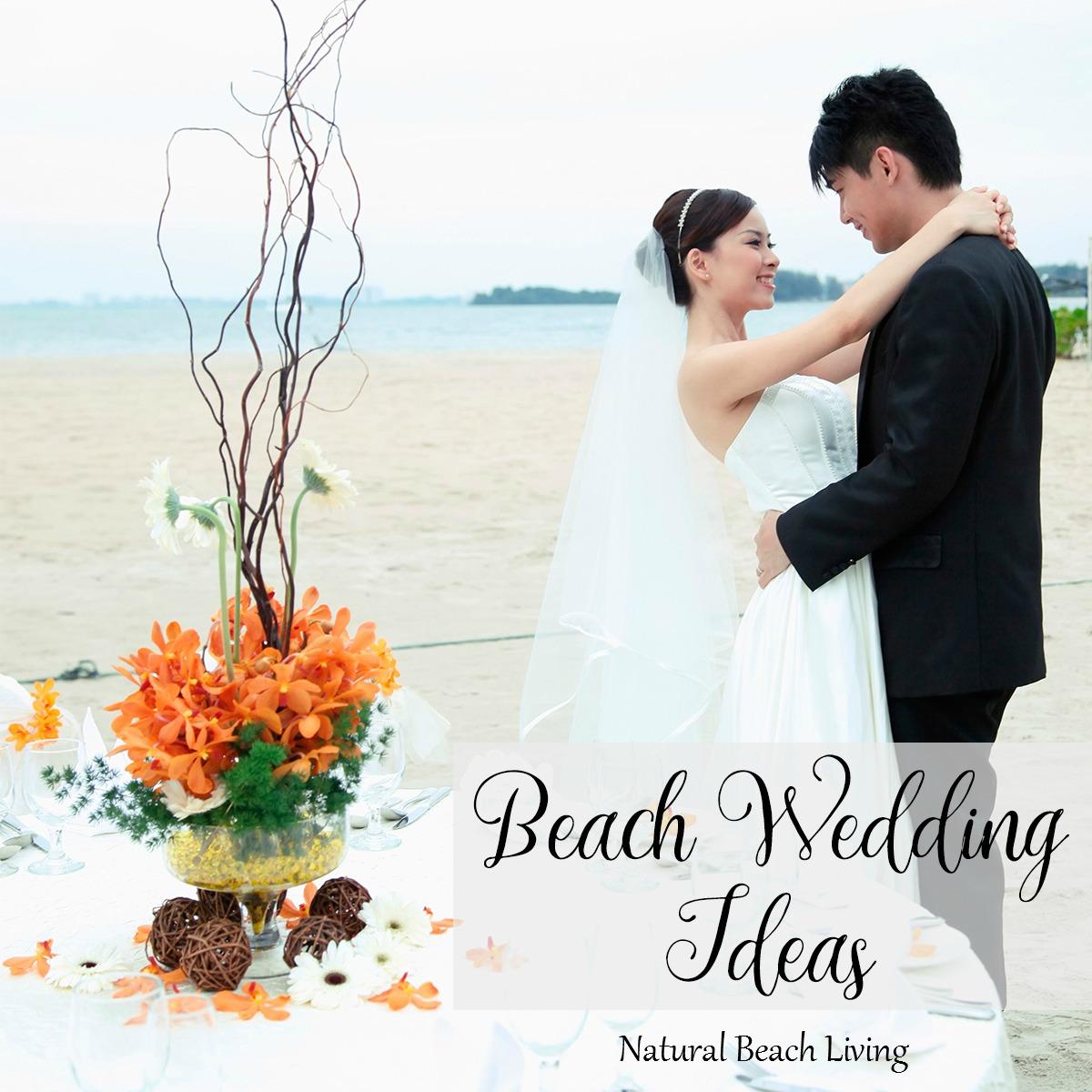 Epic Diy Beach Wedding Ideas Natural Beach Living