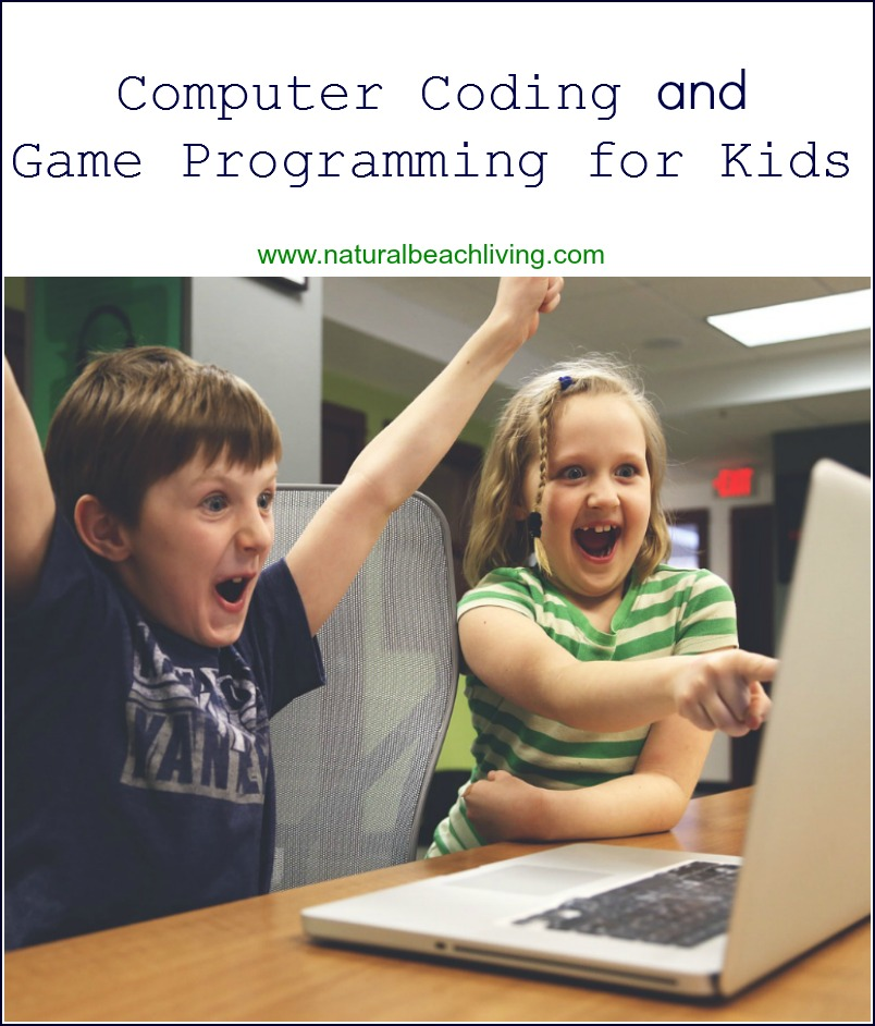 Homeschooling and teaching Computer Coding and Game Programming, Kidcoder Curriculum teaches self study computer programming for kids. Love it!