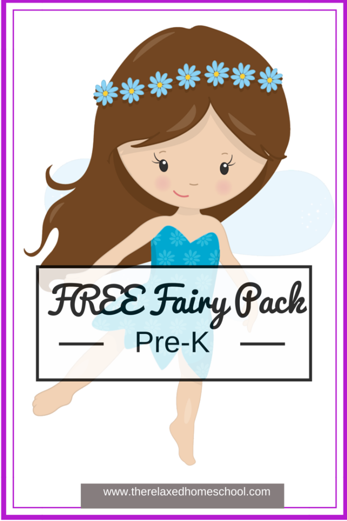 free printables fairy