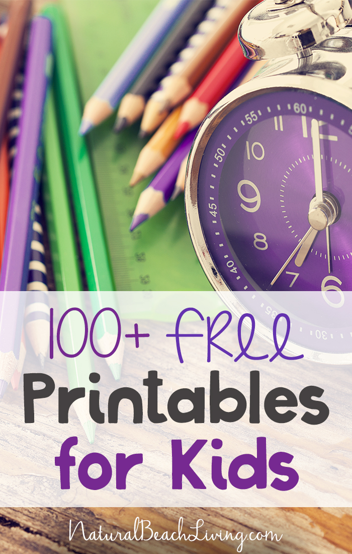 Tons of GREAT FALL PRINTABLES for kids and families, fall themes, Math, Science, Holiday, Montessori, FIAR, Unit Studies and more- 100+ Free Printables