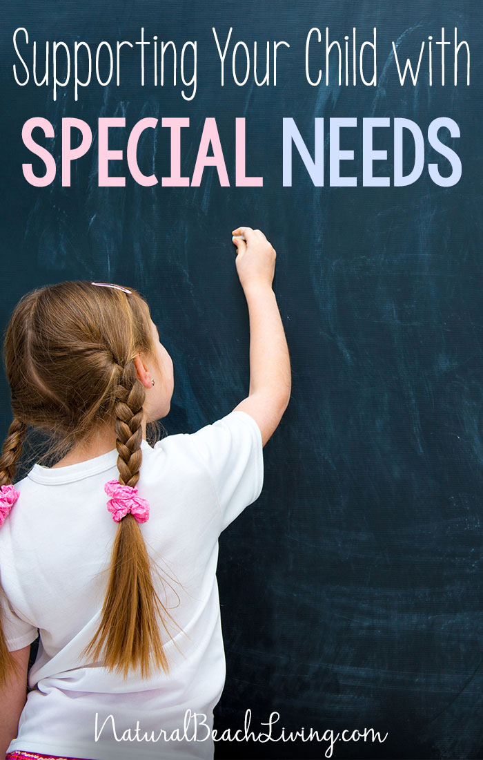 Supporting Your Child with Special Needs