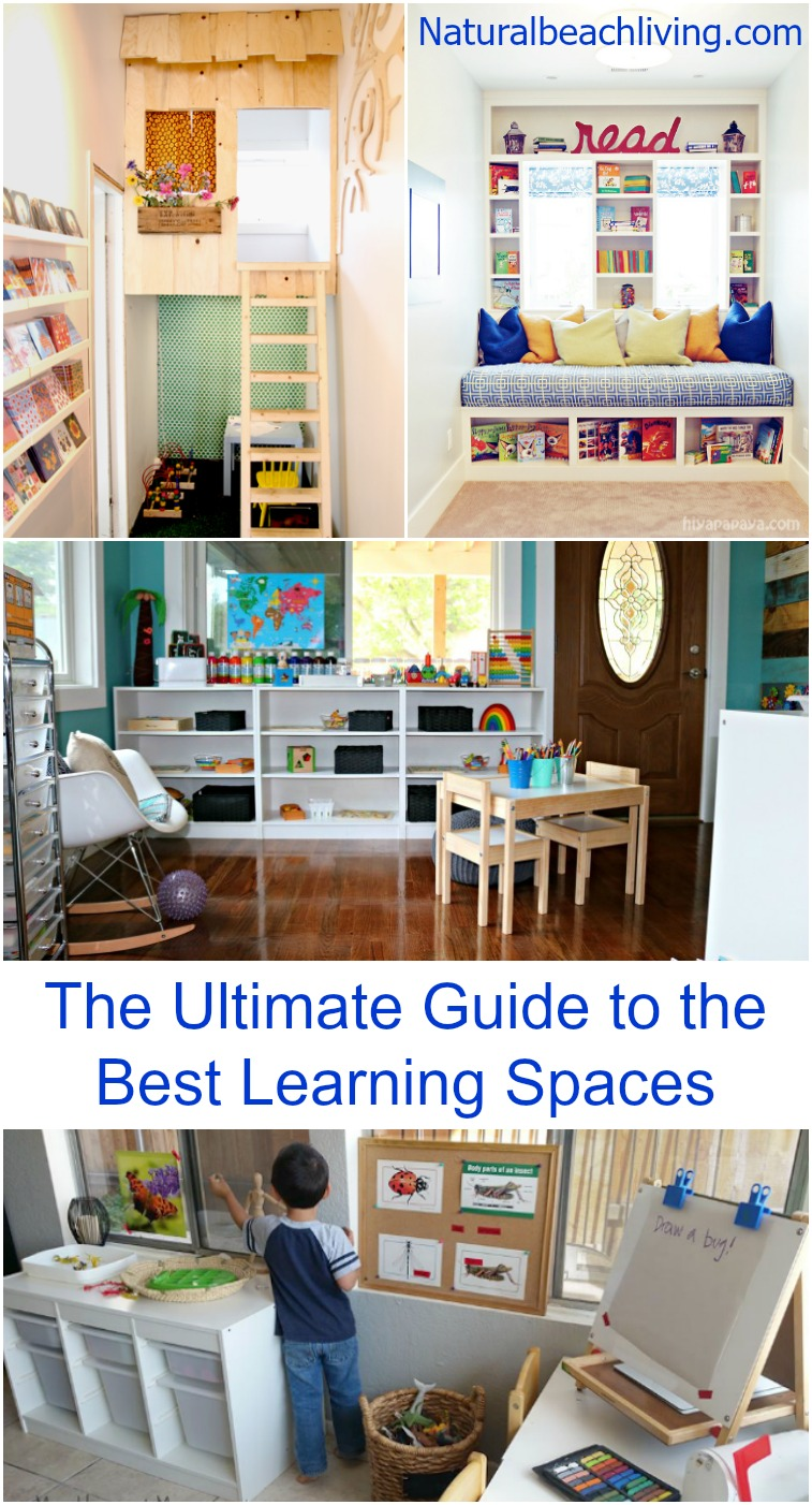 The Ultimate Guide to The Best Learning Spaces