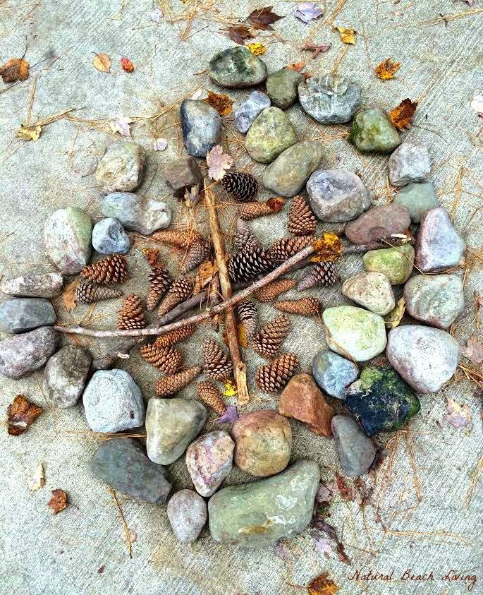 rock design nature, The Best Things to Have When Teaching Preschool, Hands on learning, natural materials, Science, Imaginative play, Fine motor skills, Arts & crafts plus so much more, all from a Former Preschool Teacher