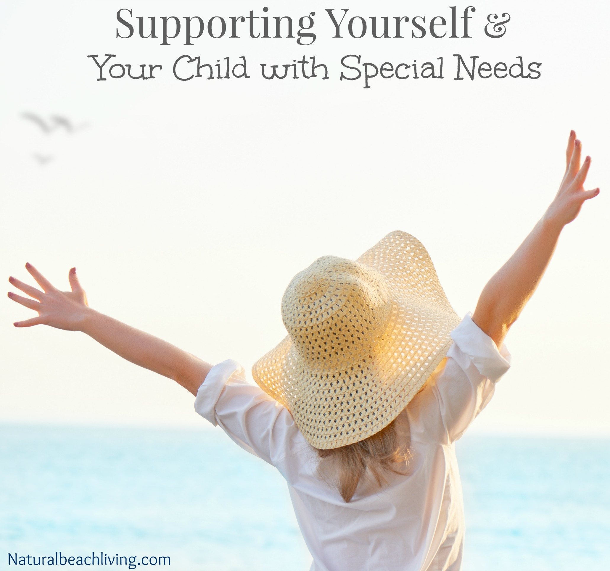 supporting yourself