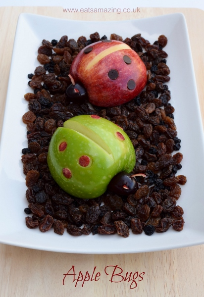 Apple-Bugs-Fun-food-for-kids-from-Eats-Amazing-UK-with-full-instructions-and-video-tutorial