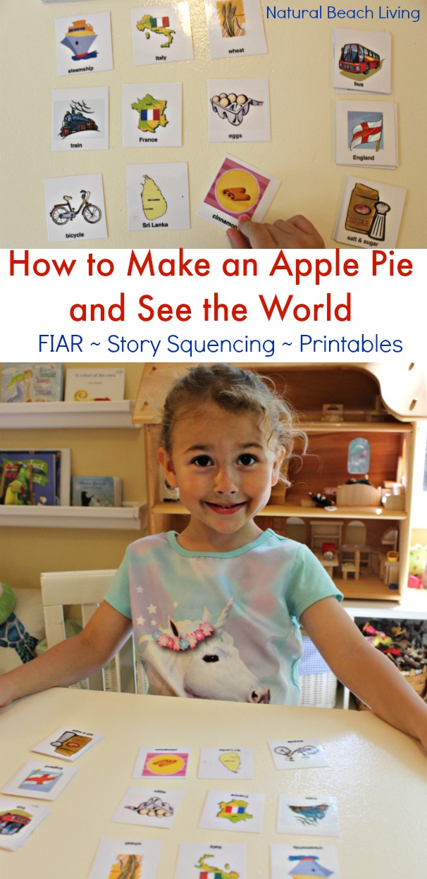 The Best Apple Activities for Toddlers, Preschoolers and Kindergartners, Apple Science for Preschool and Kindergarten and Apple Preschool Theme Activities with FIAR, BFIAR, Free Apple Preschool Printables, How to Make an Apple Pie Activities for Kids with Hands on Learning