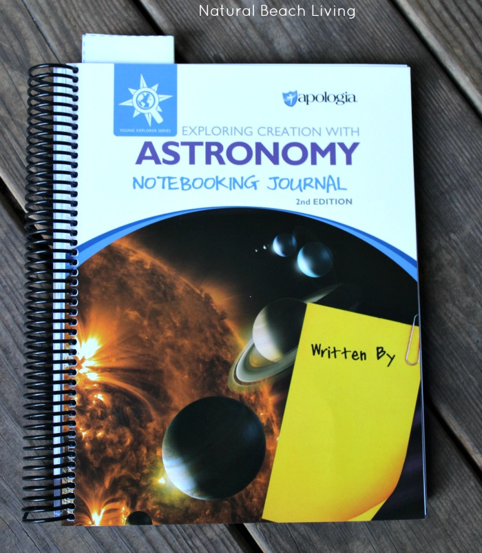 The Best Science Homeschool Curriculum for Kids, Exploring Astronomy with Apologia, Activities, Ideas, Notebooking, Learning about Planets, and More