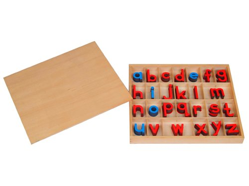montessori movable alphabet