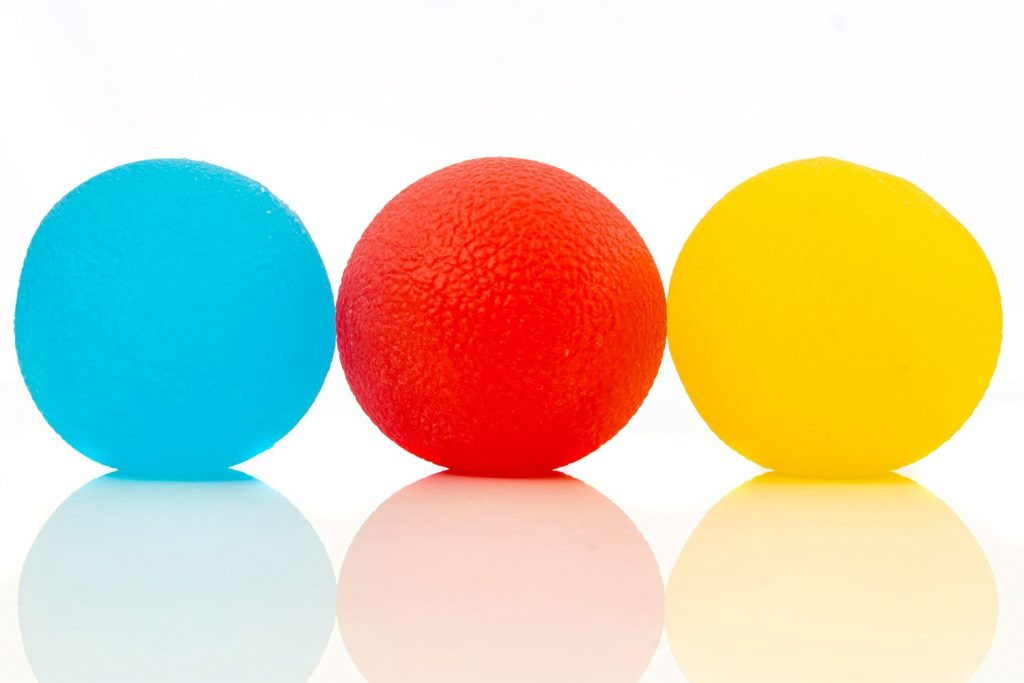 squishy balls fidget toy