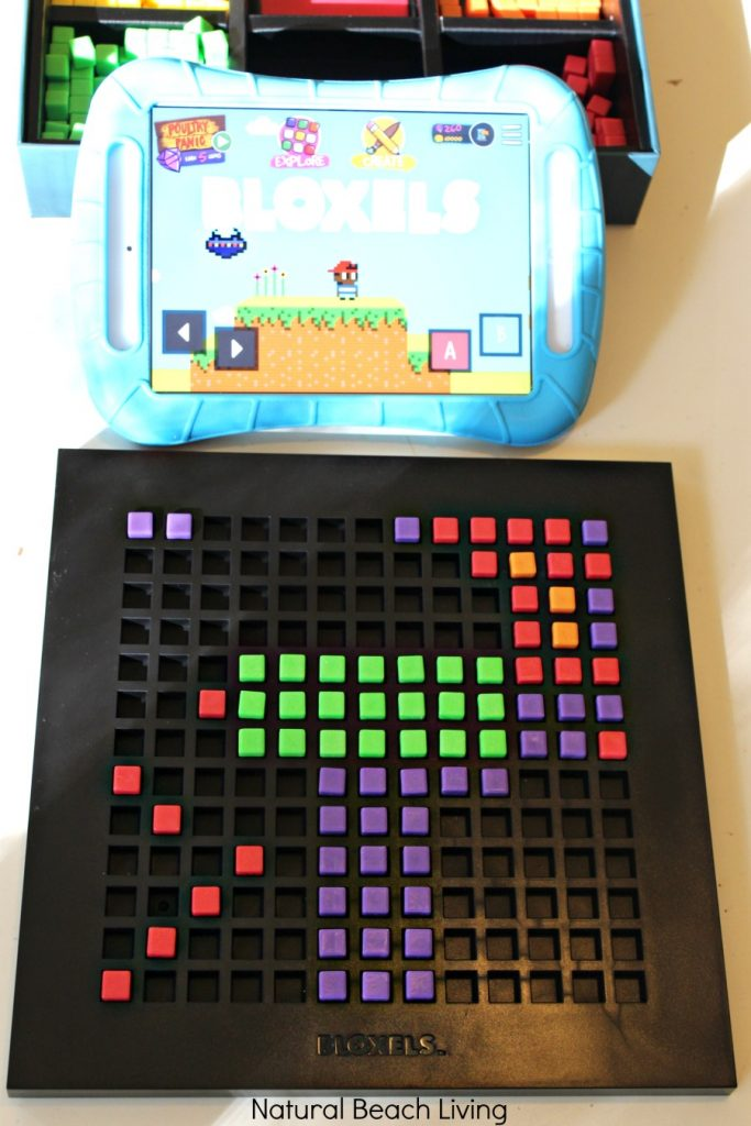 Build Your Own Video Games with Bloxels, We love Timberdoodle Curriculum, Brain Games for Kids, Great Hands on Homeschooling, Perfect Gift Idea, STEM
