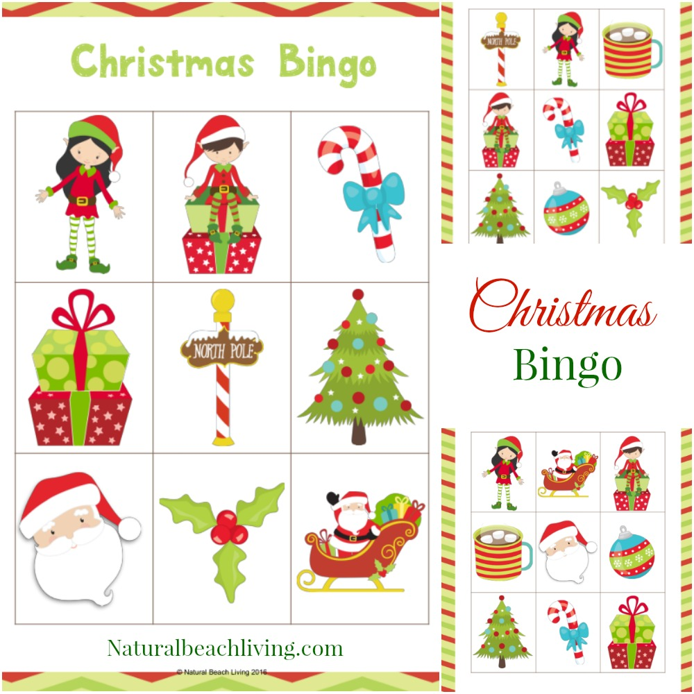 The Best Christmas Activities for Kids - Christmas Printables and ...