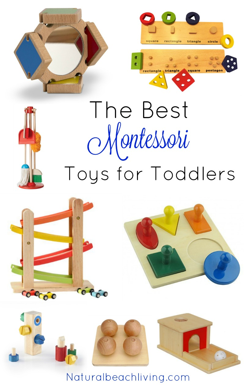 The Best Gifts for a Montessori Toddler, Montessori Toys for 1 year olds, Montessori Toys for 2 year olds, Montessori Toddler Development, Best Toddler Toys, #Montessori #Montessoritoys #Montessoriactivities #Montessoriathome