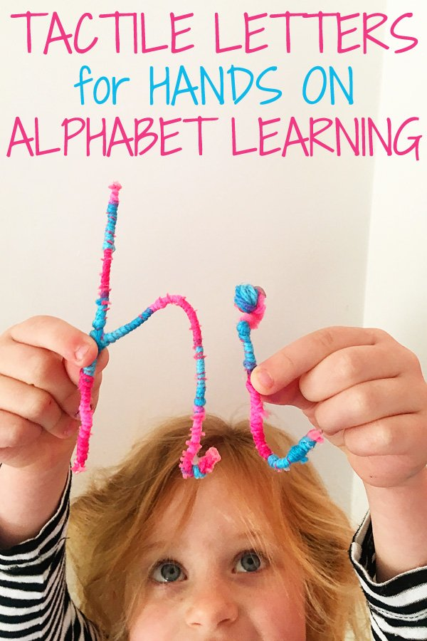 xdiy-tactile-letters-for-hands-on-alphabet-learning-in-preschool, 100 of the Best Ways to Teach the Alphabet, Creative ways to teach the alphabet, Hands on Learning, Sensory Play, Printables, Alphabet Games,Alphabet Crafts