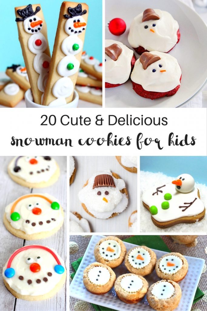 40 Snowman Treats for kids, Winter is the perfect time to make some of these fun snowmen treats. Children love these snowman snacks. Serve them up for a winter party or make them for your kids to enjoy. Snowman Snacks, Snowman desserts, Winter Party Food for Kids