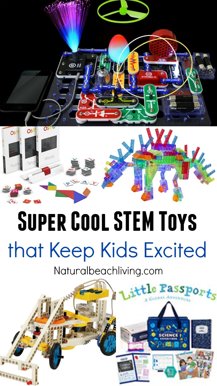 Super Cool STEM Toys that Keep Kids Excited